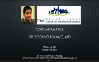 Scholar Interview: Soonjo Hwang, PhD