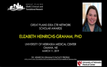 Scholar Interview: Elizabeth Heinrichs-Graham, PhD