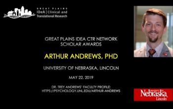 Scholar Interview: Trey Andrews, PhD